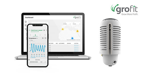 Grofit: Climate monitoring system