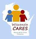 Pierce & St Croix County CARES logo