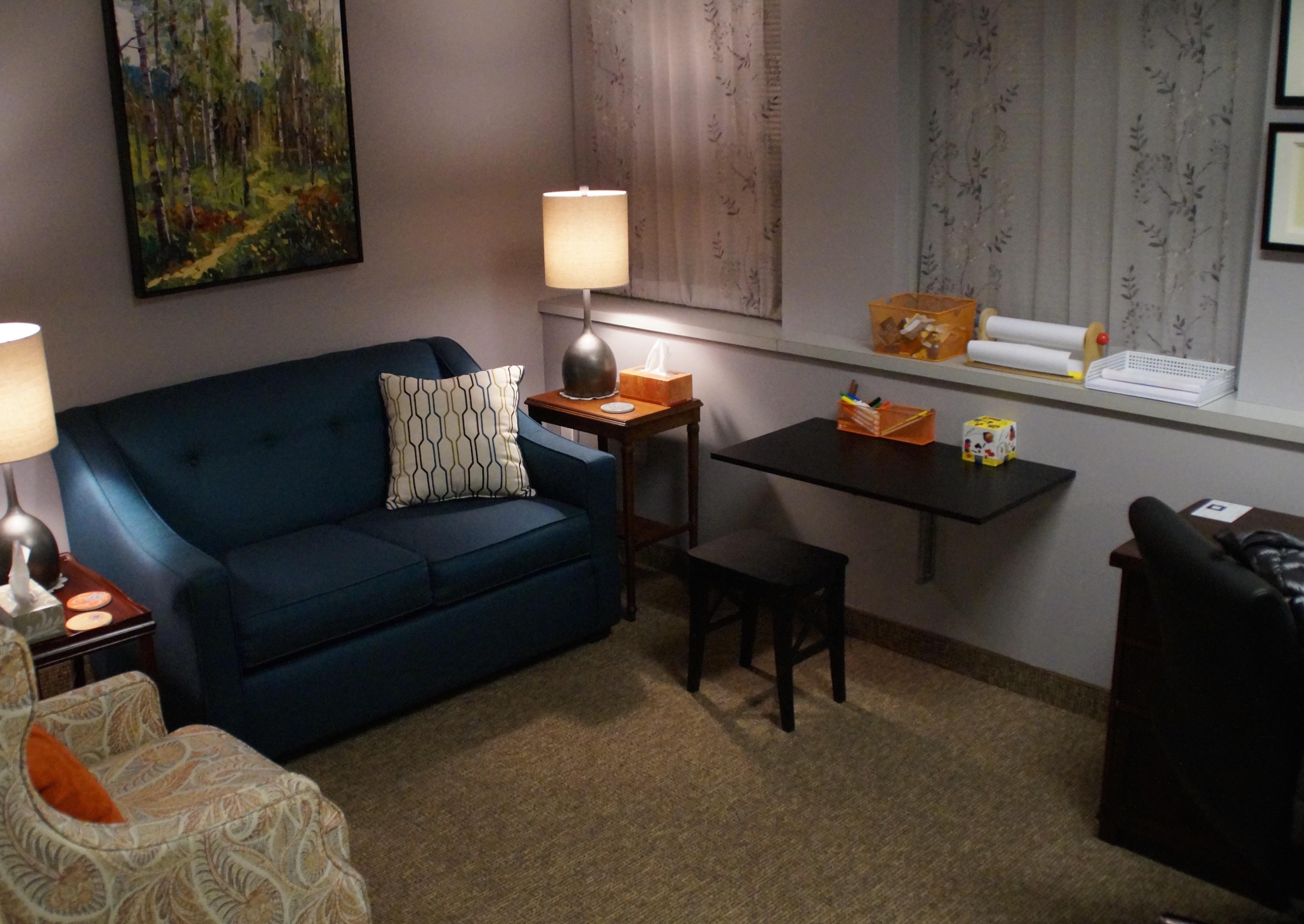 Rose Samuelson's Office