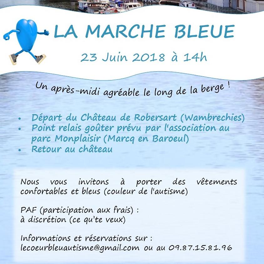 La Marche Bleue