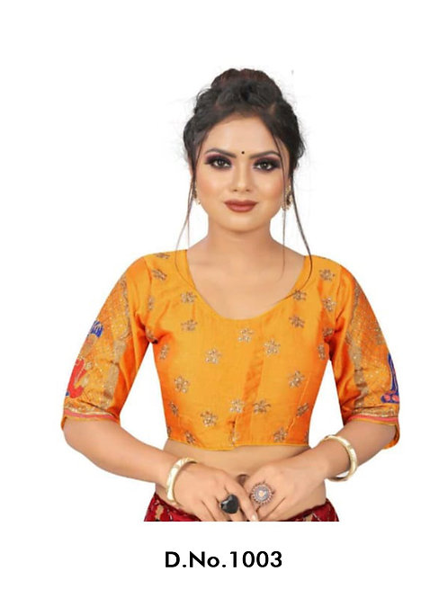 1003 Rajwadi Designer Blouse