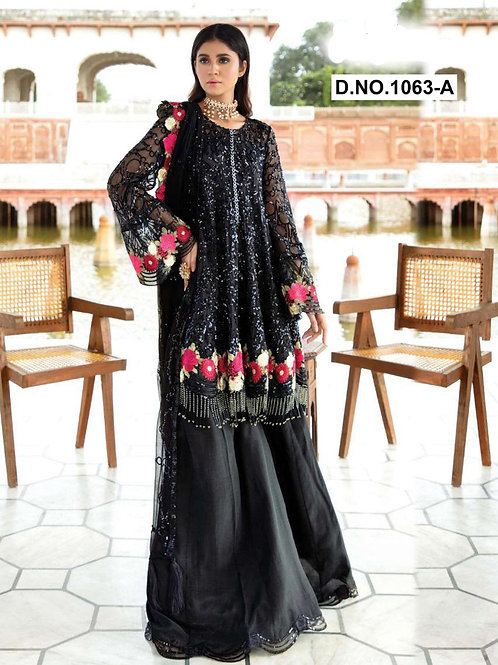 1063A Pakistani Style Designer Suit