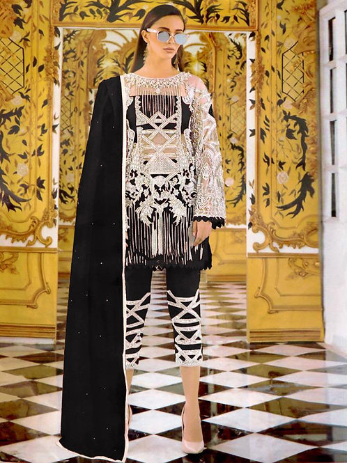 1036B Designer Pakistani Suit