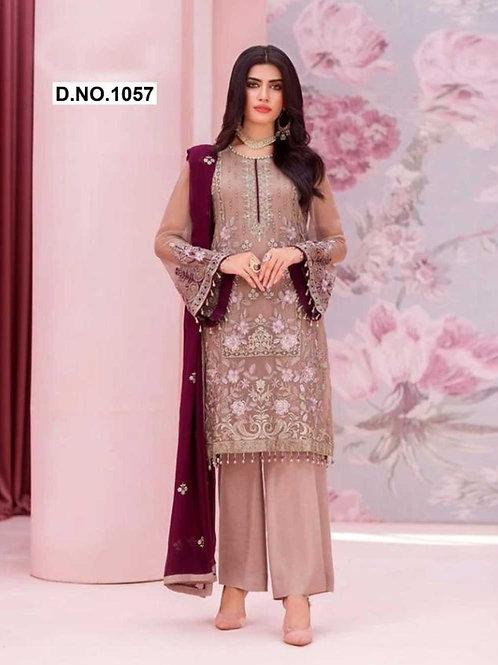 1057 Designer Pakistani Suit