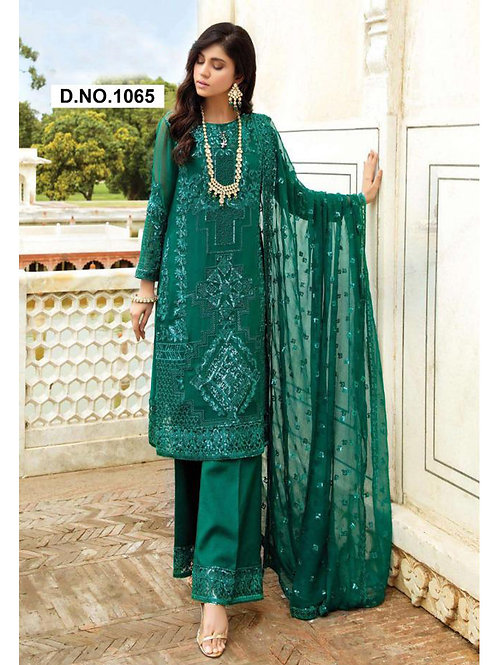 1065 Designer Pakistani Style Suit