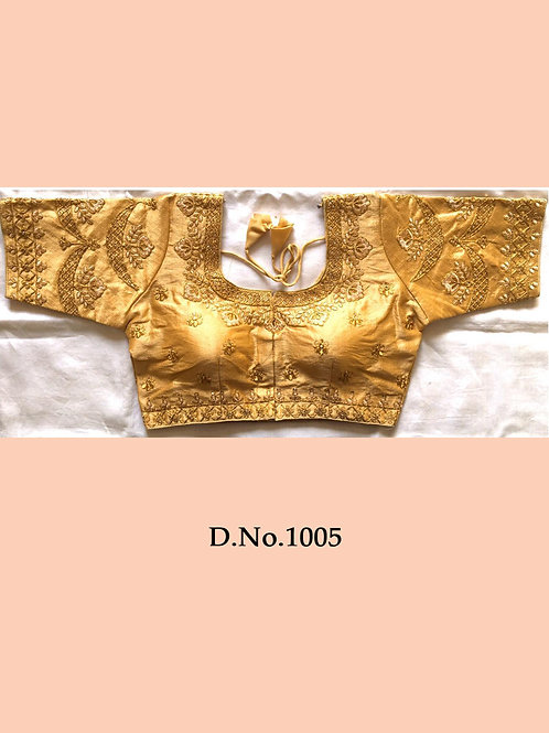 1005 Traditional Designer Blouse