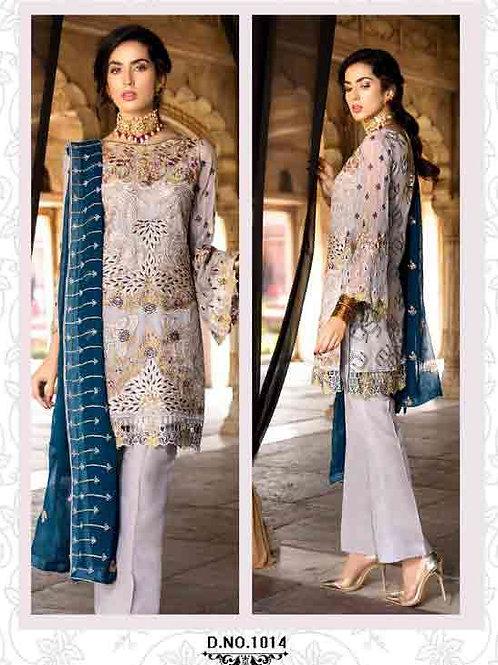 1014MARYAM  Pakistani Suit Collection