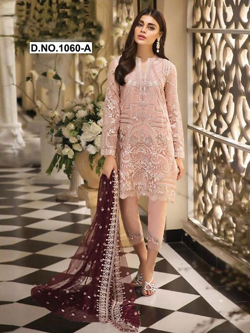 1060A Pakistani Style Designer Suit