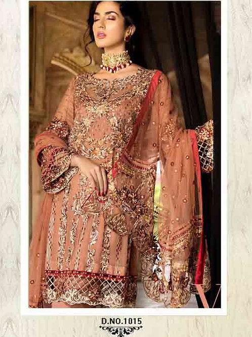 1015MARYAM  Pakistani Suit Collection