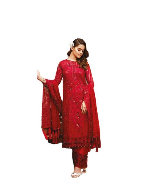 1022 Pakistani Style Designer Suit
