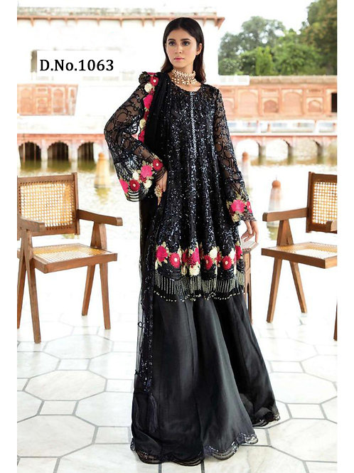 1063 Designer Pakistani Style Suit