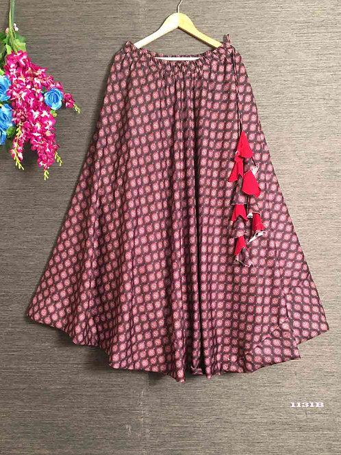 1131B Designer Skirts Collection