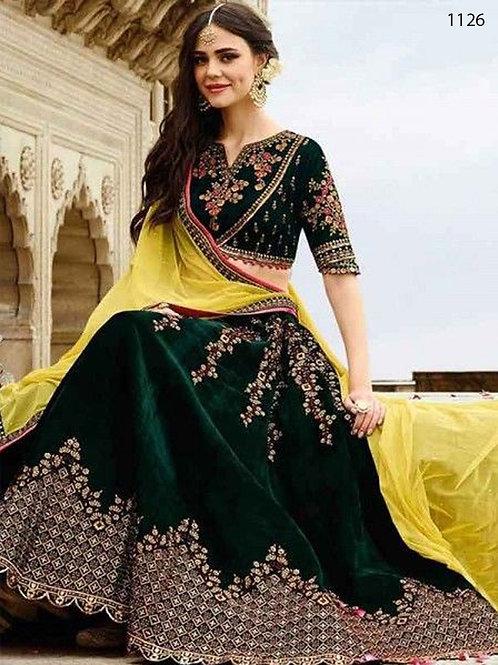 1126 Designer Lehenga Choli Collection