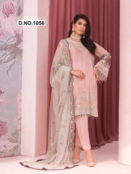 1056 Designer Pakistani Suit