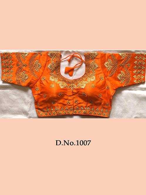 1007 Traditional Designer Blouse
