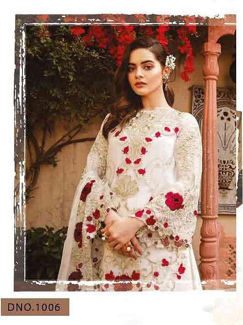 1006Freesia Pakistani Style Collection