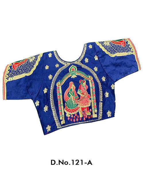 121A Designer Blouse Collection