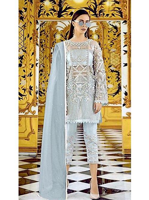 1036A Designer Pakistani Suit
