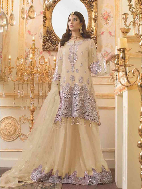 1010F Designer Pakistani Suit Collection