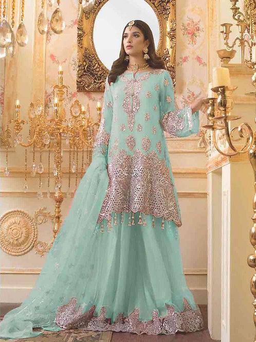 1010E Designer Pakistani Suit Collection