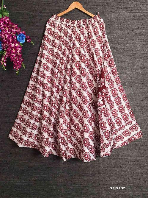 1131E Designer Skirts Collection