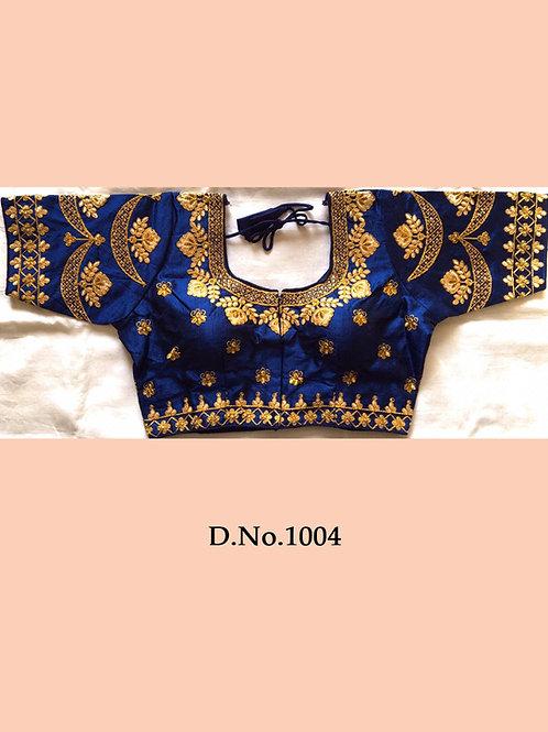 1004 Traditional Designer Blouse