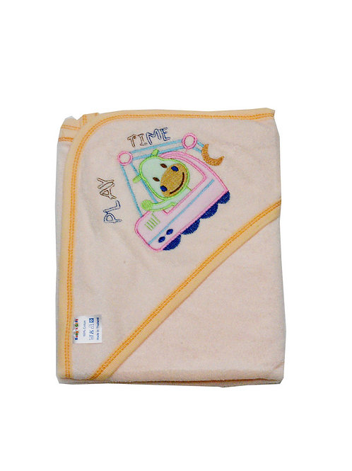 100% Cotton Washcloth For New Born Baby