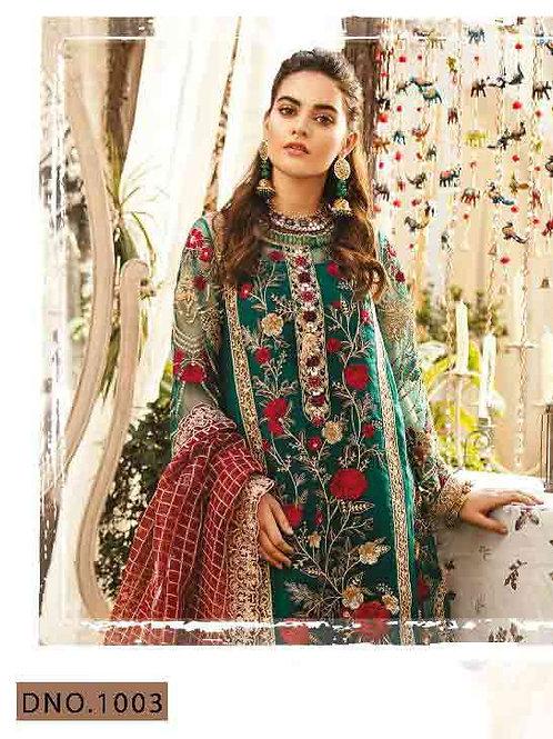 1003Freesia Pakistani Style Collection