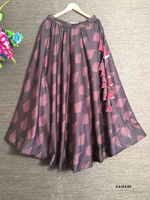 1131D Designer Skirts Collection