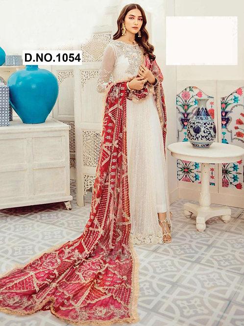 1054 Designer Georgette Suit
