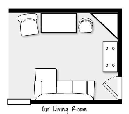 Space Planning like a Pro | cozyfarmhouselife