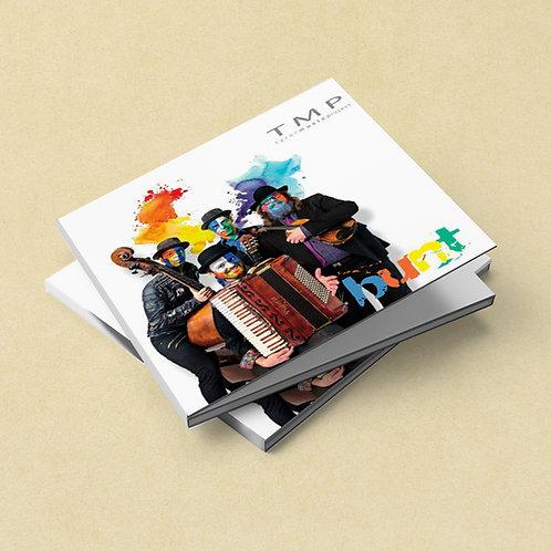 TMP bunt Audio CD