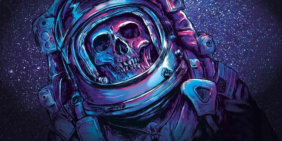 Asphalt! feat JOURNEY TO iO & Living Dead Stars