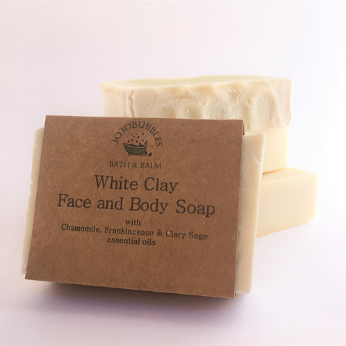 French White Clay Soap