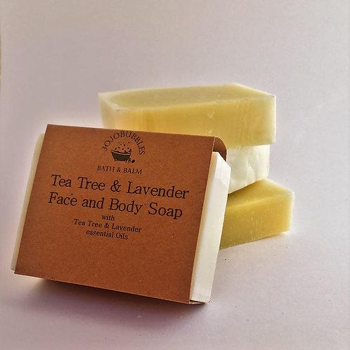 Tea Tree & Lavender Soap