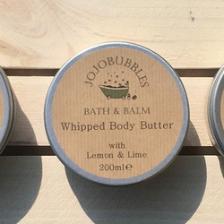 Whipped Body Butter Sunny