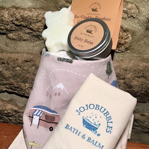Baby Gift Set - Blue Lagoon