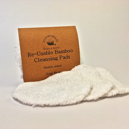 Re-Usable Bamboo Cleansing Pads