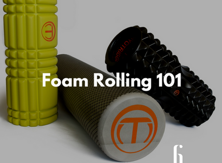 Foam Rolling and Sports Performance