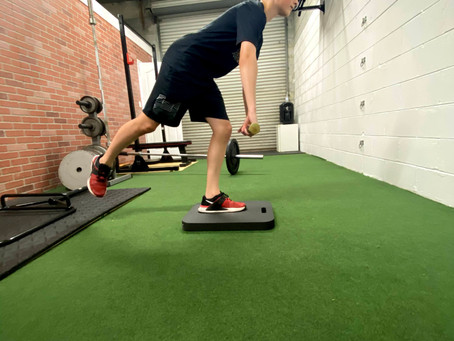 Single Leg Stability and Sports  Performance