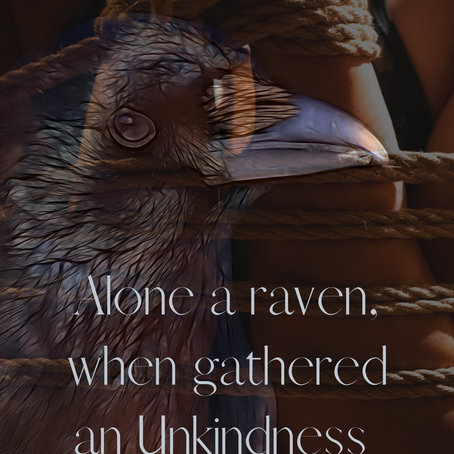 The Unkindness-Book Four May 21 (and Seventh Heck)