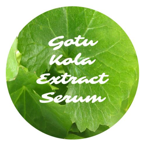 Gotu Kola Extract Serum