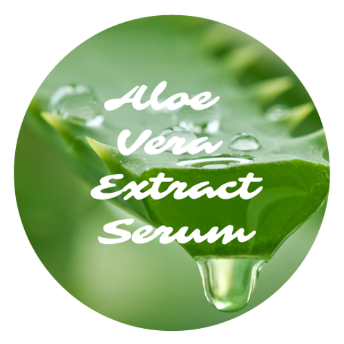 Aloe Vera Extract Serum
