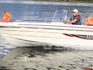 HR 460 Fishing