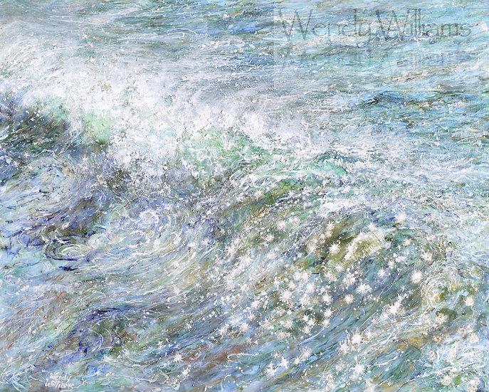 Sparkle Wave