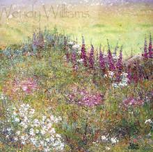 59 Summer mist and foxgloves editwaterma