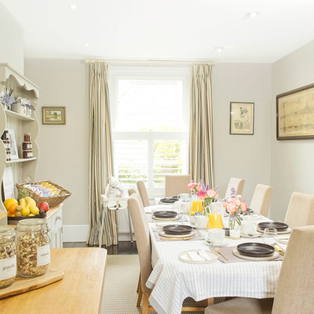 Saddlers Exclusive Hire Dining room with high chair.jpg