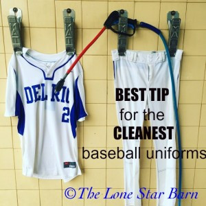 Best Baseball Mom Tip Ever!