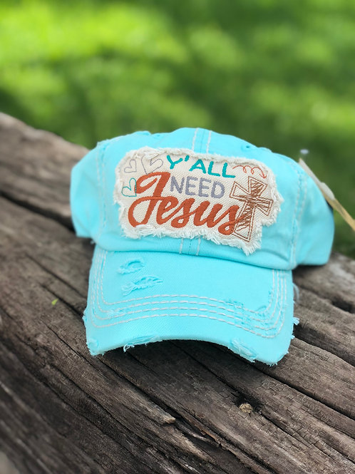 Y'all Need Jesus