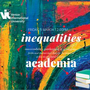 Lunch2B n°2: Inequalities in academia